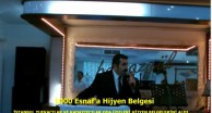 1000 Esnaf'a Hijyen Belgesi