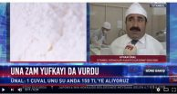 HABERTÜRK TV YUFKA-UN FİYATLARI HAKKINDA CANLI YAYIN ÇEKİMİ