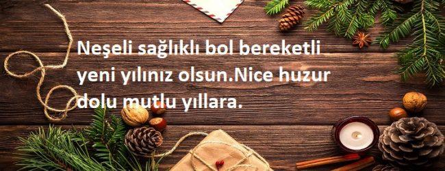 Yeni yılın tüm insanlığa ve ülkemize barış, mutluluk getirmesi dileğiyle yeni yılınız kutlu olsun. Yufkacılar Odası